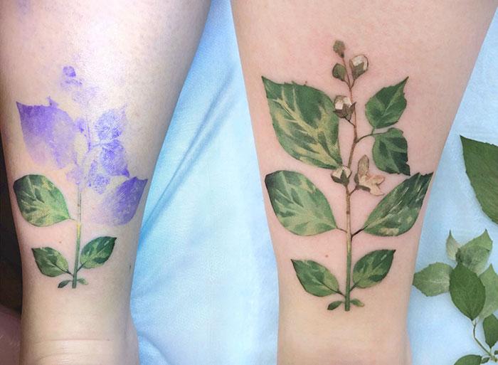 natural-tattoos-leaves-inprints-rit-kit-rita-zolotukhina-ukraine-7