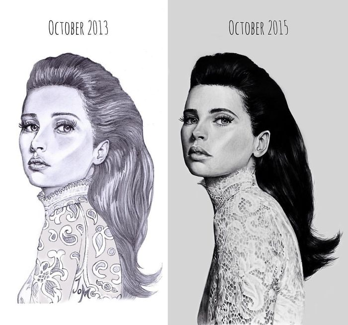 before-after-drawings-drawing-artist-progress-11