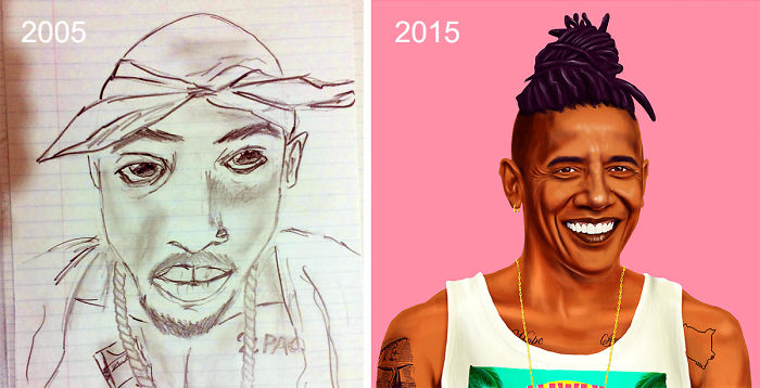 before-after-drawings-drawing-artist-progress-13