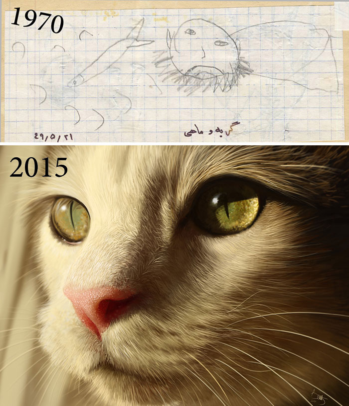 before-after-drawings-drawing-artist-progress-9