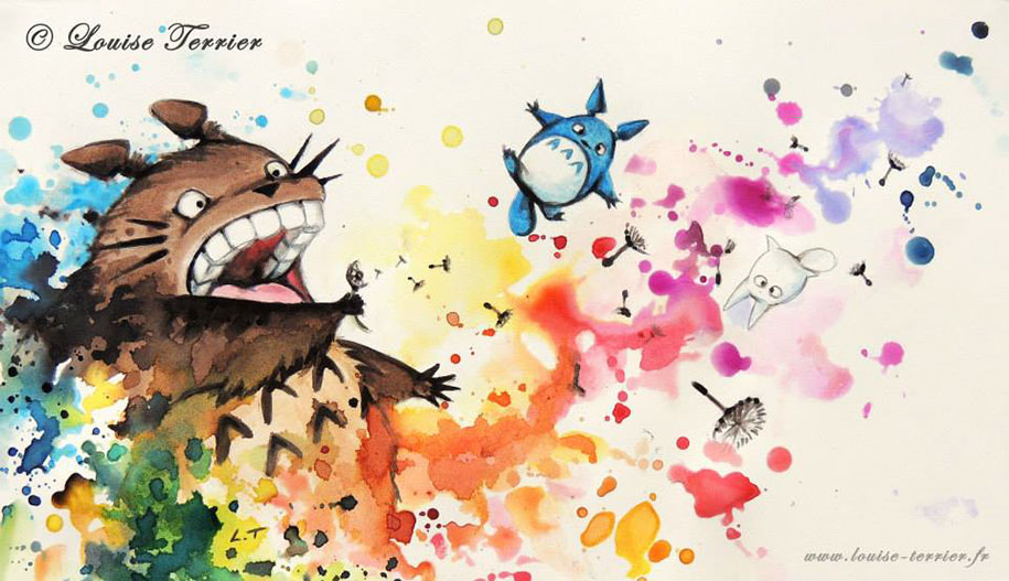 hayao-miyazaki-paintings-studio-ghibli-fan-art-louise-terrier-10