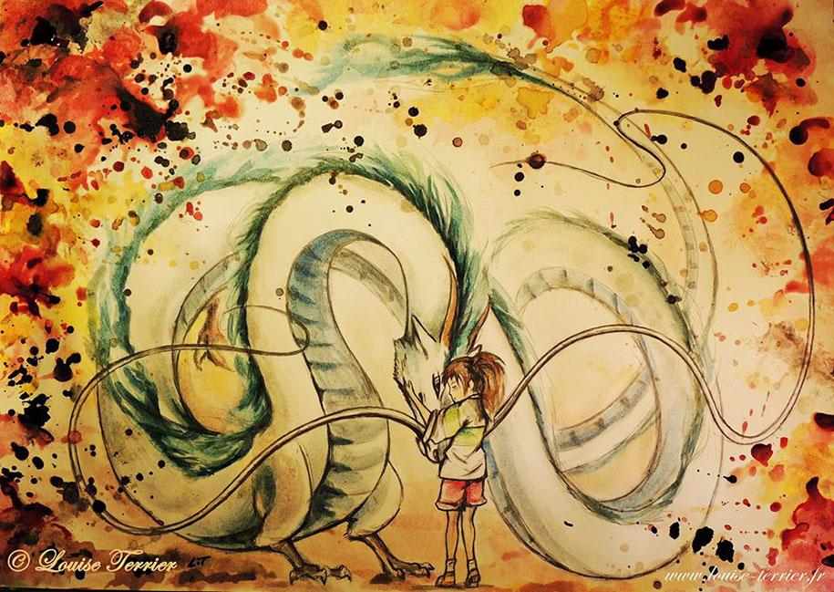 hayao-miyazaki-paintings-studio-ghibli-fan-art-louise-terrier-2