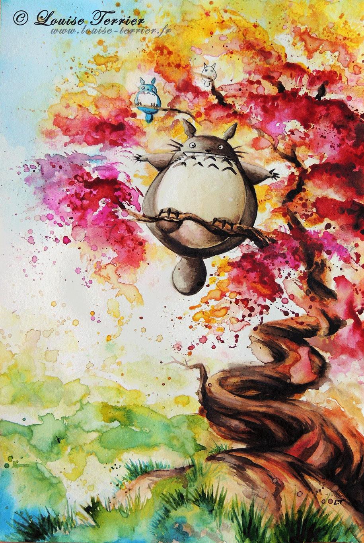 hayao-miyazaki-paintings-studio-ghibli-fan-art-louise-terrier-5