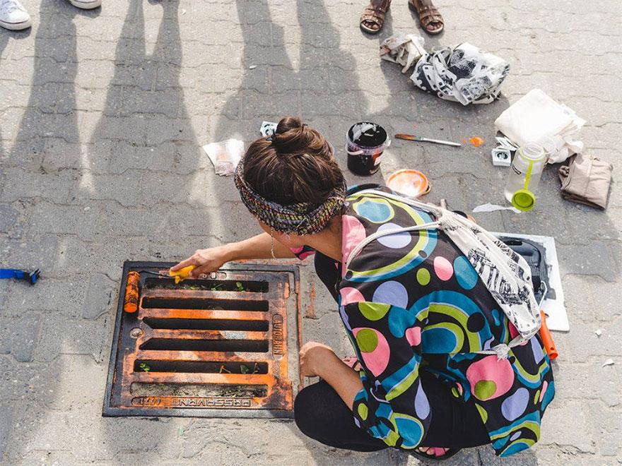 pirate-printers-manhole-cover-tshirt-paint-raubdruckerin-10