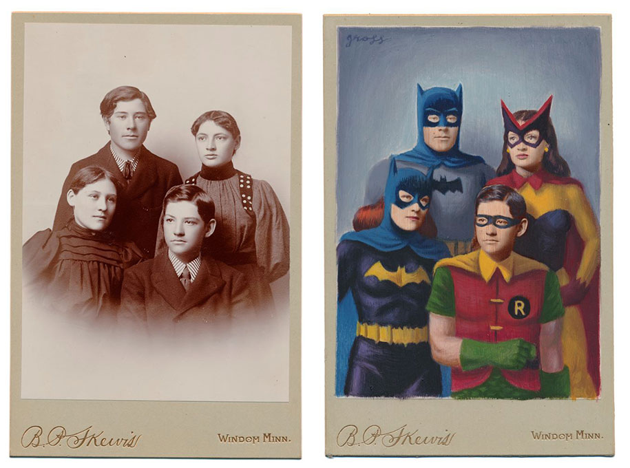 vintage-superheroes-drawing-retro-photos-alex-gross-16