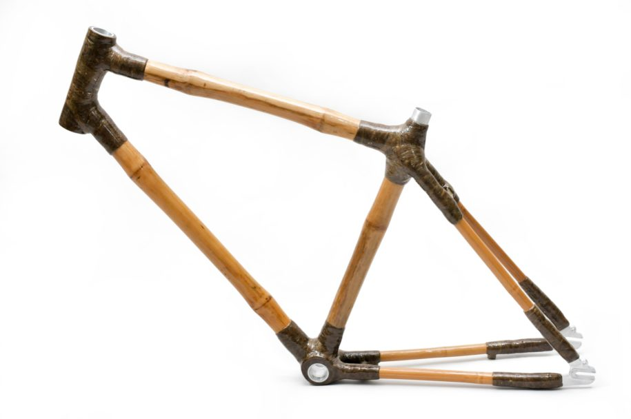 Handcrafted Bamboo Frame