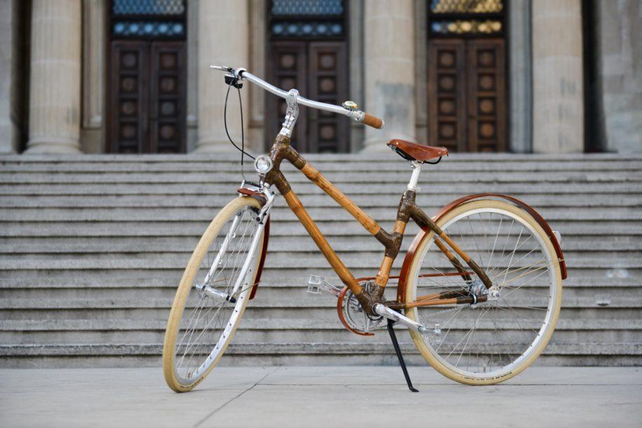 Women Bamboo Bike