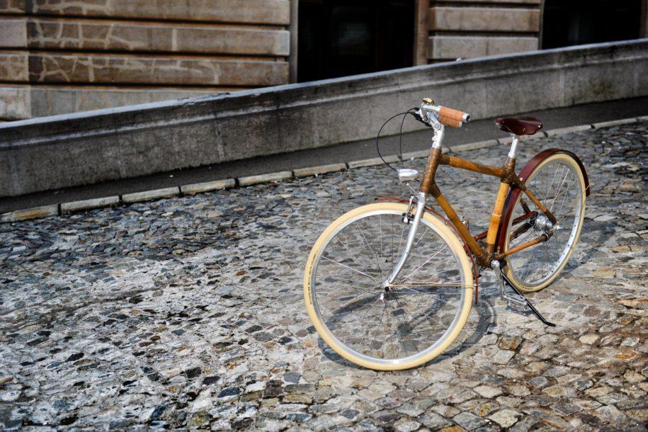 Men Bamboo Bike