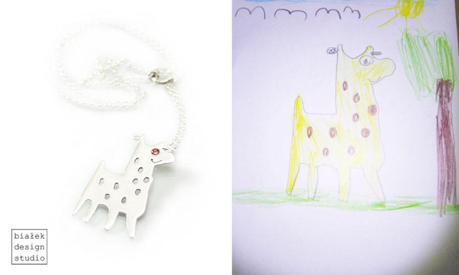 Bialek Design Studio – Jewelry Inspired By Children's Drawings