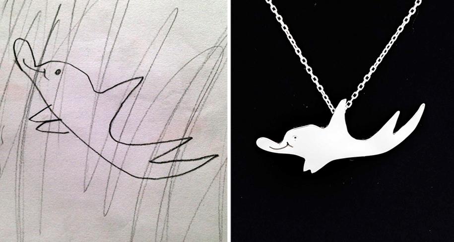 artists-turn-children-doodles-into-jewelry-yasemin-erdin-ozgur-karavit-13