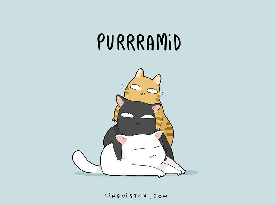 cute-illustrated-cat-puns-lingvistov-7