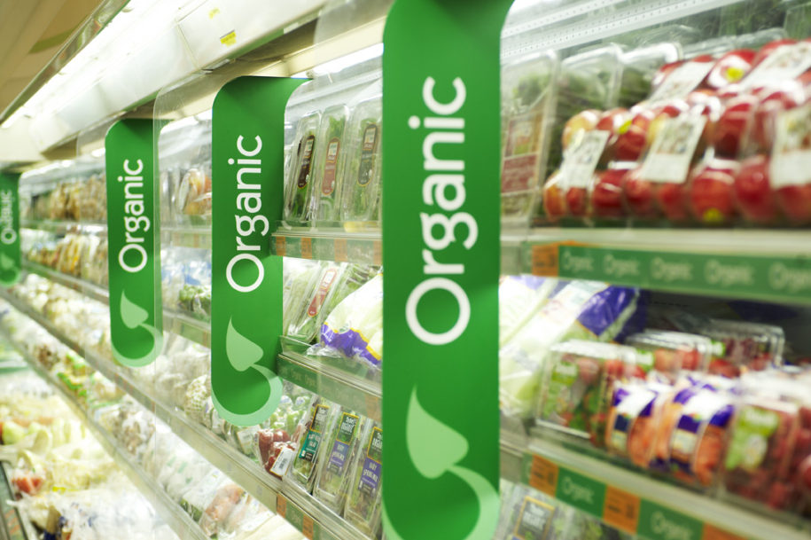 3 Reasons Why Organic Food Improves Health and Heart