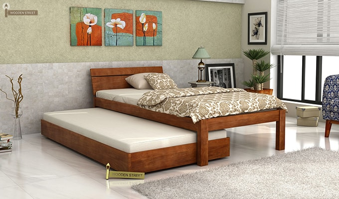 Morenz Trundle Bed