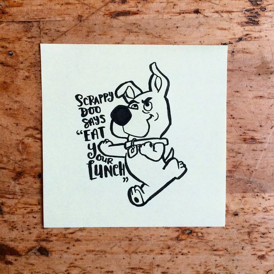 post-it-notes-illustrations-daughter-lunchbox-rob-biddulph-29