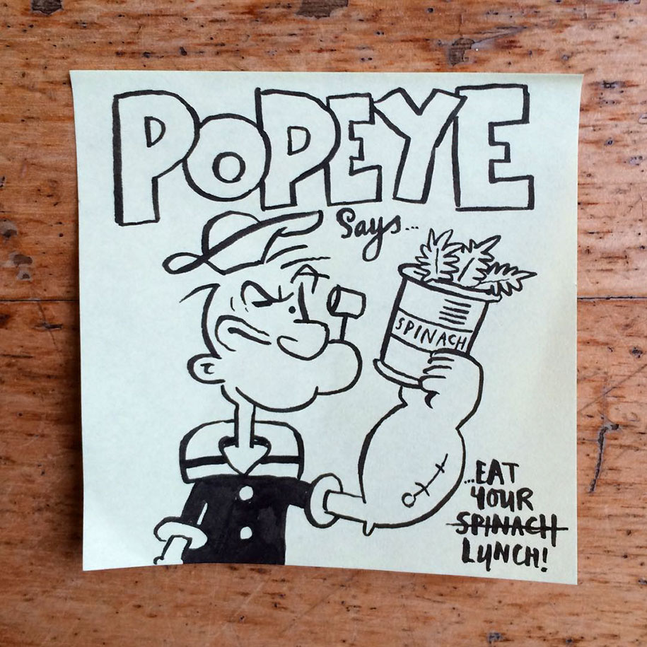 post-it-notes-illustrations-daughter-lunchbox-rob-biddulph-8