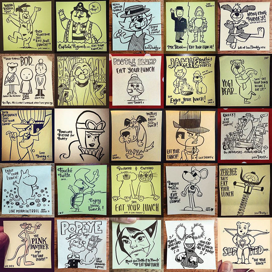 post-it-notes-illustrations-daughter-lunchbox-rob-biddulph-9