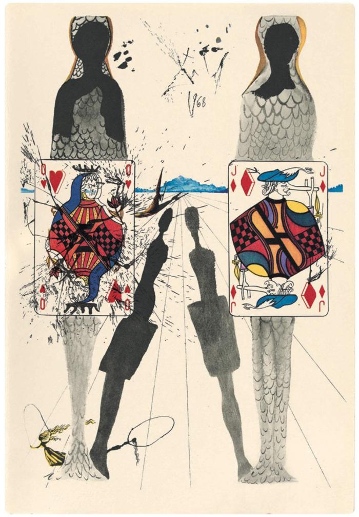 salvador-dali-illustrations-alice-in-wonderland-11