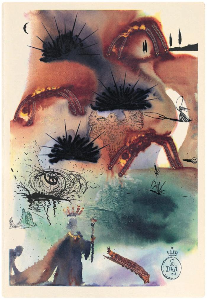 salvador-dali-illustrations-alice-in-wonderland-2