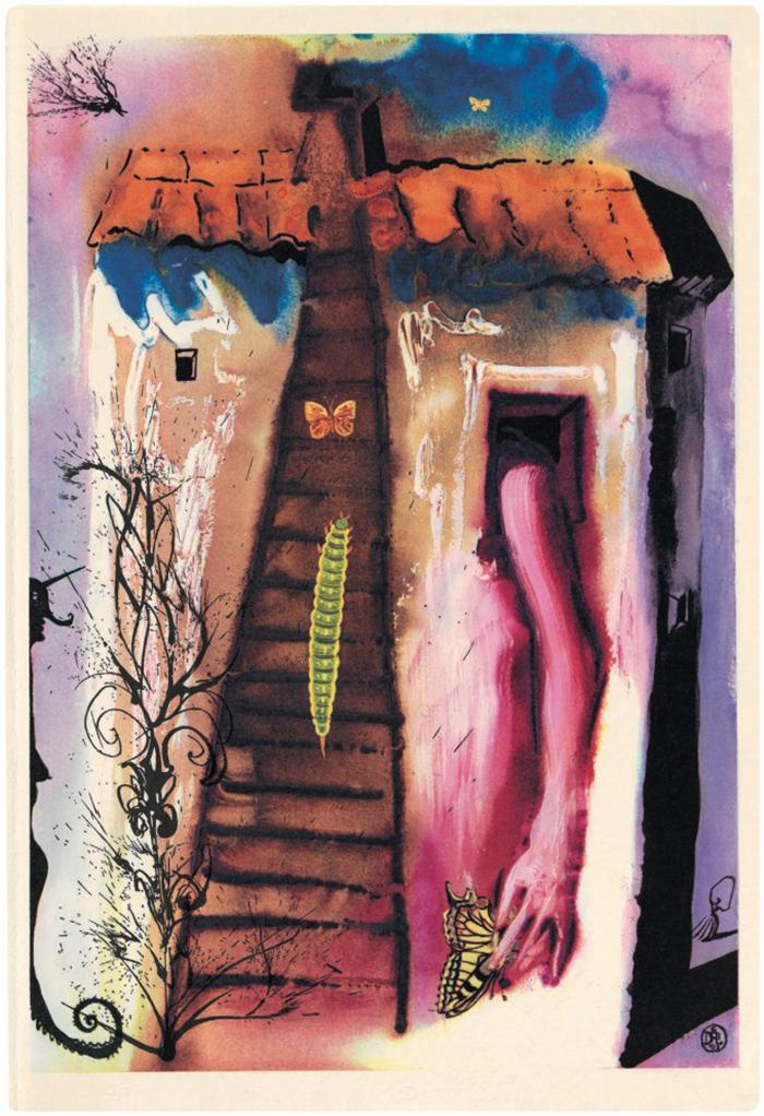 salvador-dali-illustrations-alice-in-wonderland-7
