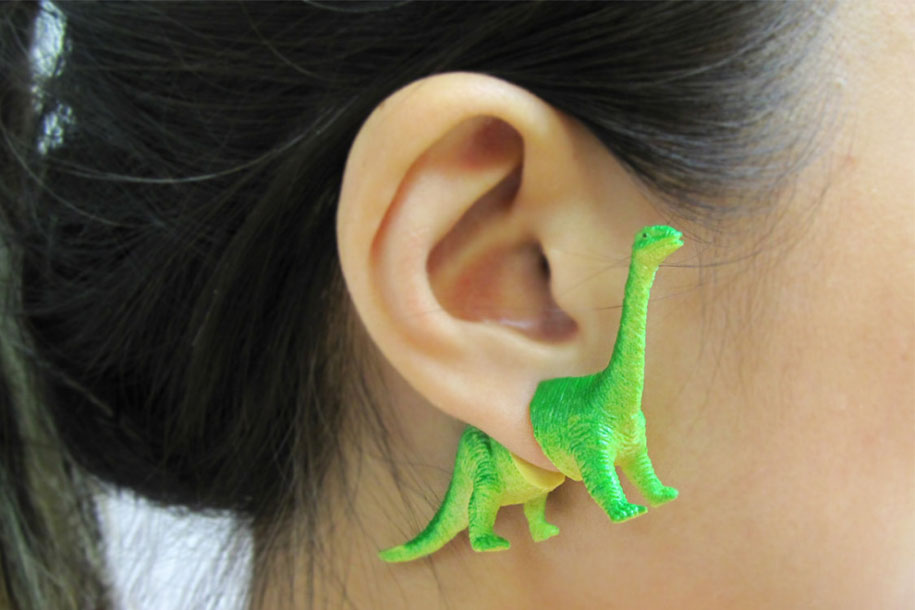 dinosaur-earrings-oooworkshop-6