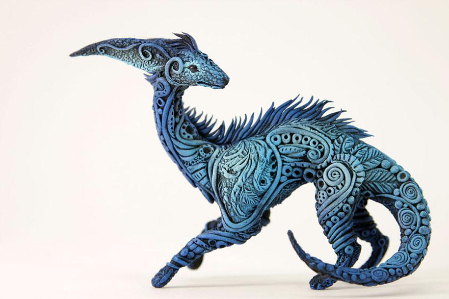 fantasy-animal-sculptures-demiurgus-dreams-evgeny-hontor-10