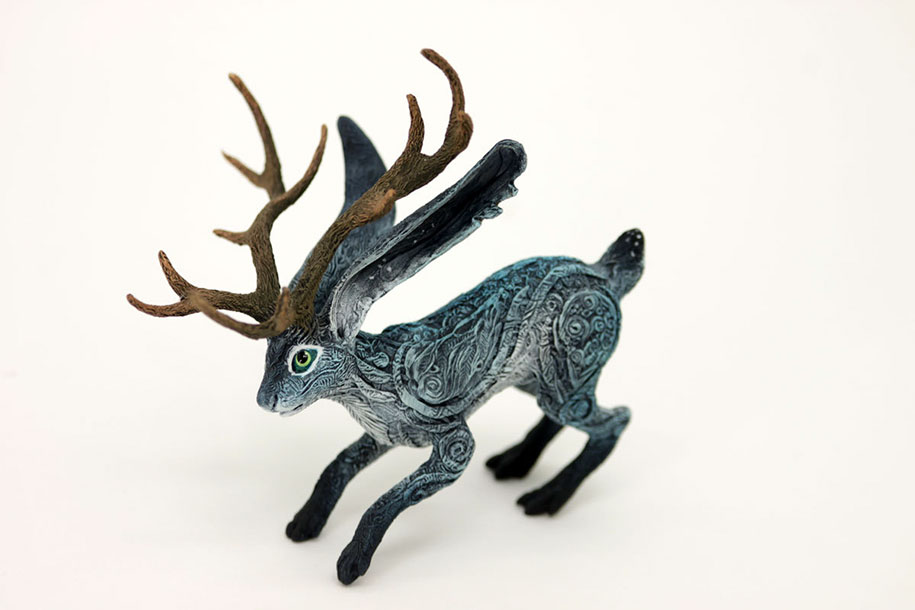 fantasy-animal-sculptures-demiurgus-dreams-evgeny-hontor-12