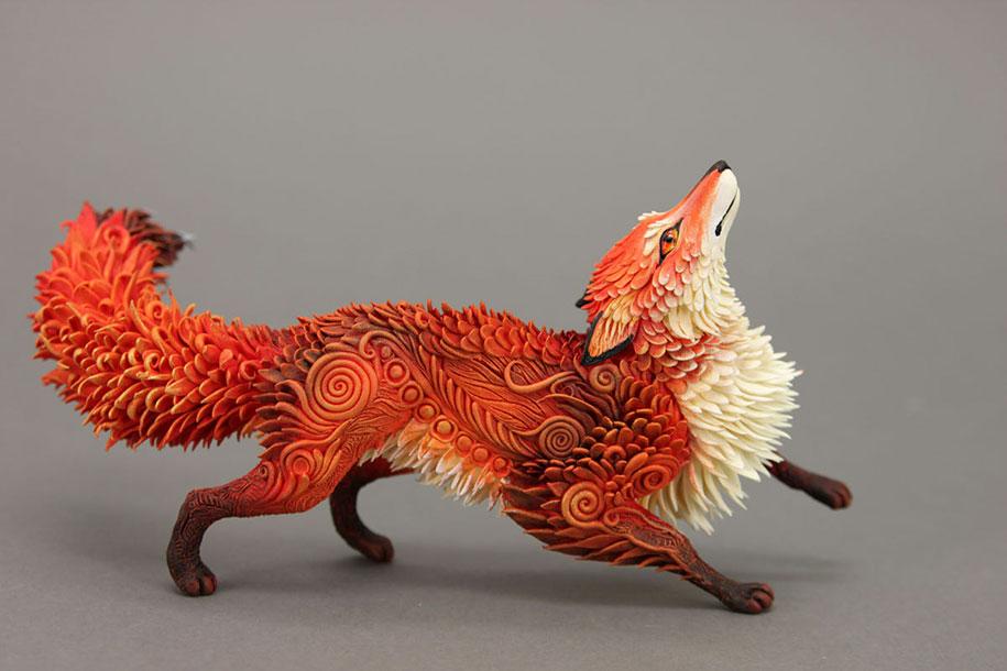 fantasy-animal-sculptures-demiurgus-dreams-evgeny-hontor-6
