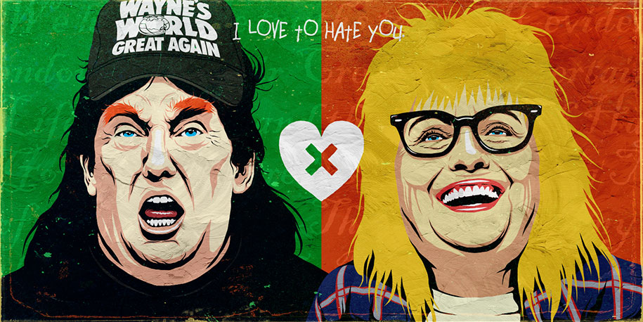 trump-clinton-pop-characters-i-love-to-hate-you-butcher-billy-14