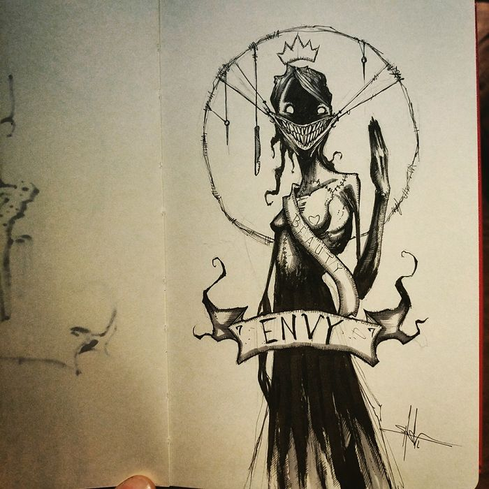 7-deadly-sins-illustrations-shawn-coss-2
