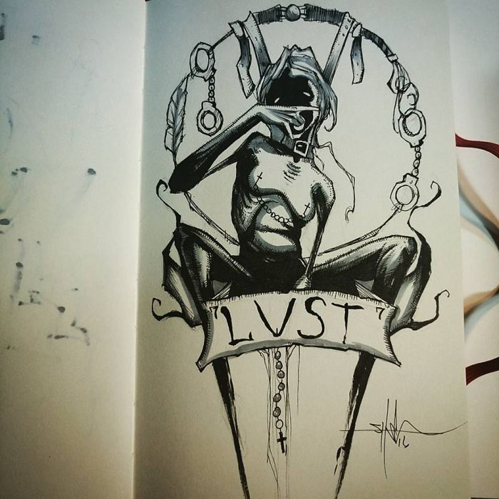 7-deadly-sins-illustrations-shawn-coss-5