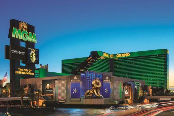 MGM GRAND LAS VEGAS - LAS VEGAS, UNITED STATES