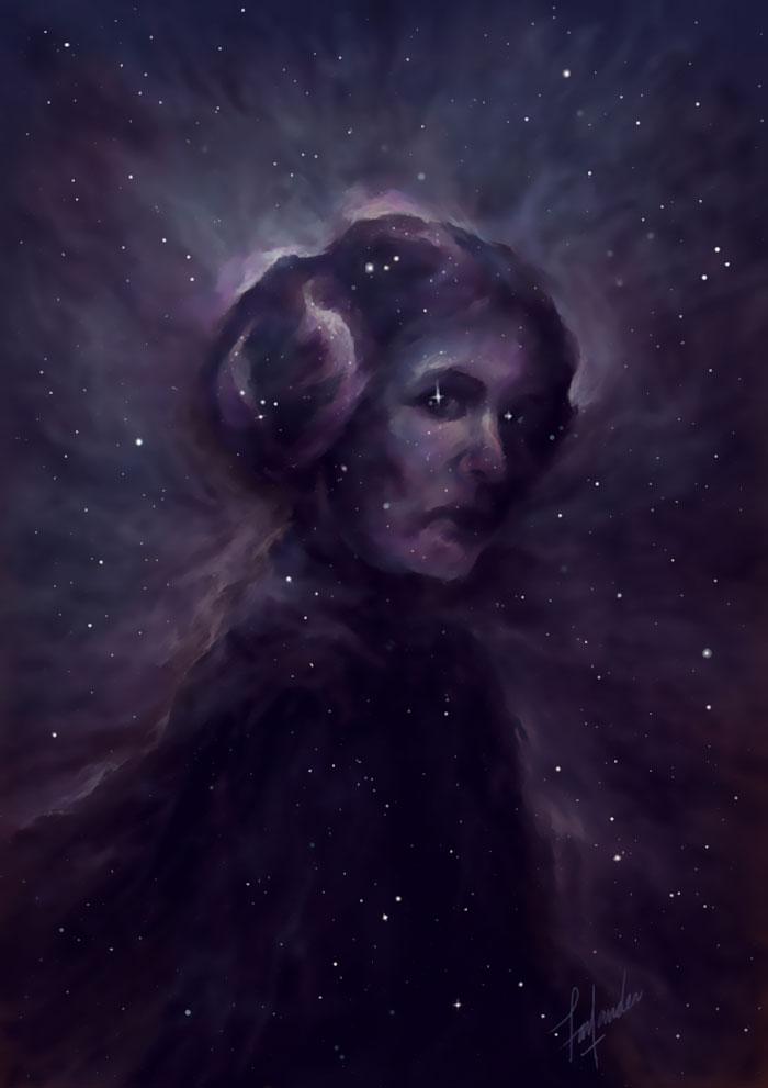 artists-trubute-carrie-fisher-princess-leia-star-wars-2