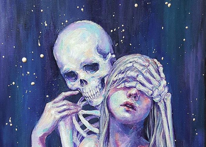 depression-death-skeleton-drawings-haenuli-shin-1