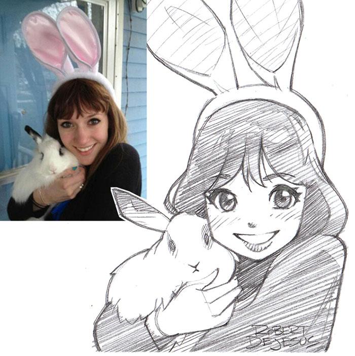 people-pets-turned-cartoons-anime-banzchan-robert-dejesus-7