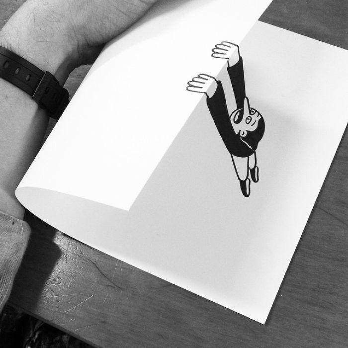3d-paper-art-illustrations-huskmitnavn-2