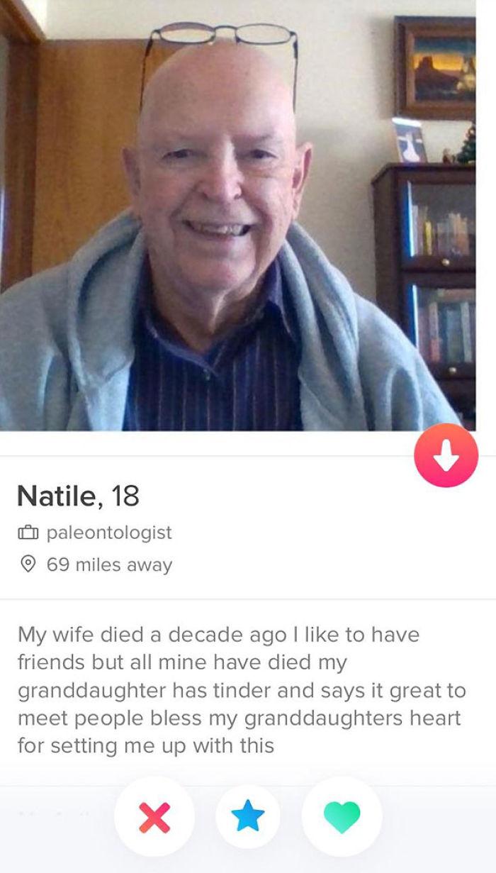 funny dating profil intros)