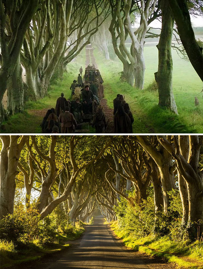 30 Game Of Thrones Filming Locations Found In Real Life Demilked