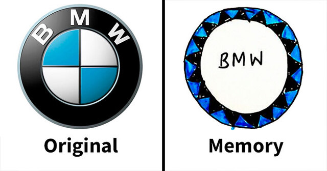 Company Asks 100 People To Draw 10 Car Logos From Memory Receives Hilarious Results Demilked