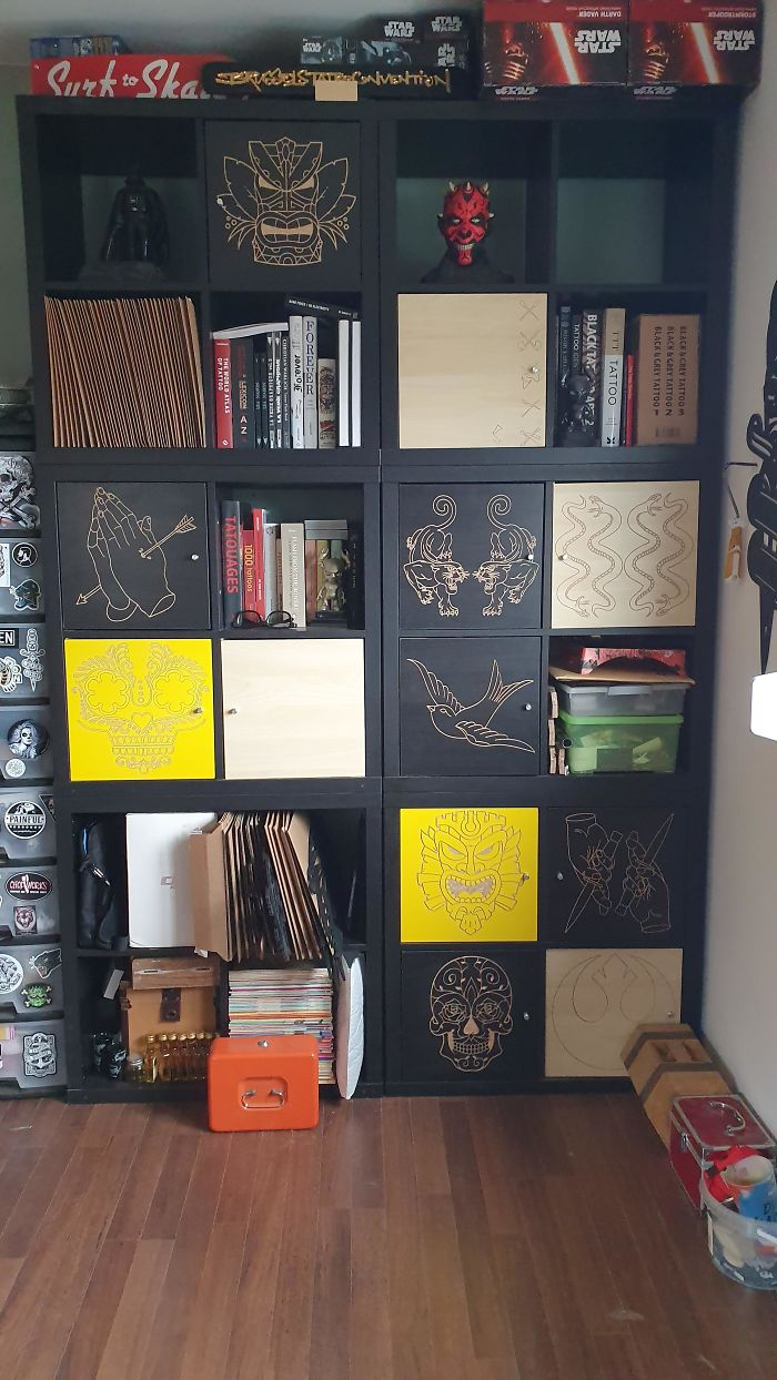 people are sharing the best ikea hacks they've come up