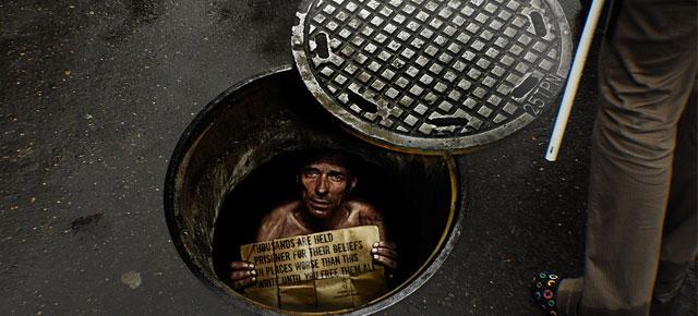 Creative and unusual manholes