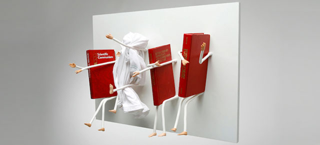 Modern Bookshelves 25 creative and modern bookshelves