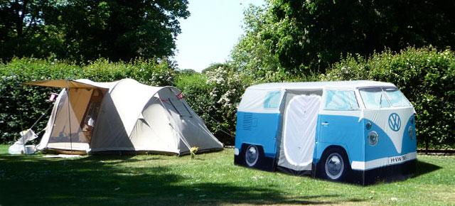 VW C&er Van Tent & volkswagen tent | DeMilked