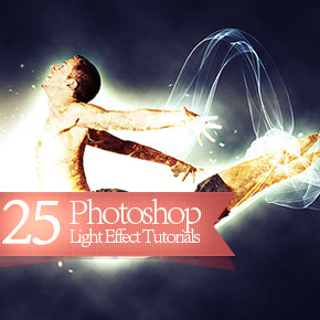 25 Powerful Photoshop Light Effect Tutorials