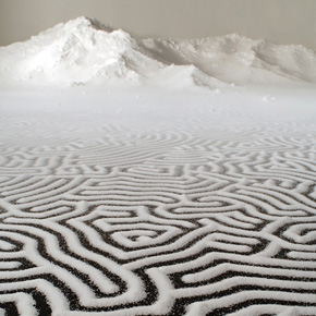 Incredible Salt Art by Motoi Yamamoto