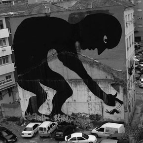 30 Wonderful Examples of Large Scale Street Art Murals