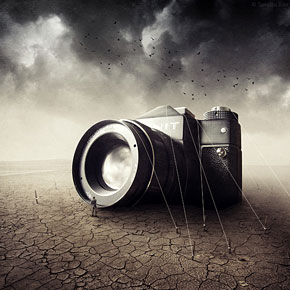 20 New Surreal Photo Manipulations by Sarolta Ban