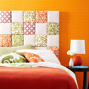 25 Creative Headboard Design Ideas