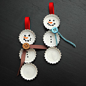 25 DIY Christmas Ornament Ideas