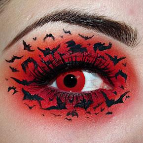 Halloween Lip Makeup Ideas By Eva Pernas - Artistic Halloween Makeup