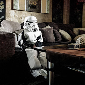 Portraits of Cosplayers In Their Homes by Klaus Pichler